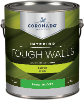 Eppes Decorating Center - Apalachee Pkwy. Tough Walls Alkyd Semi-Gloss forms a hard, durable finish that is ideal for trim, kitchens, bathrooms, and other high-traffic areas that require frequent washing.boom